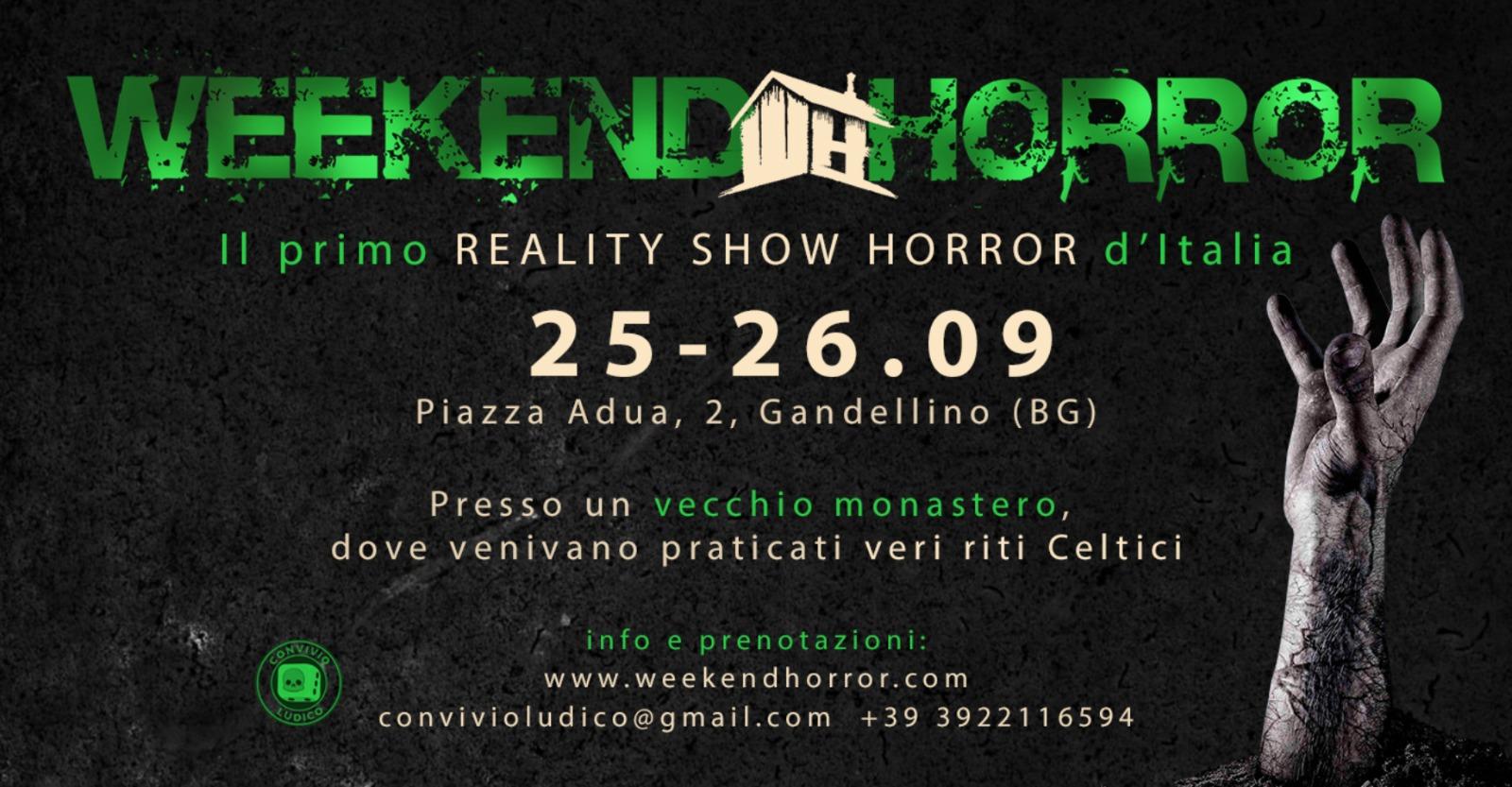 Weekend Horror IX